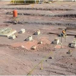 Construction of Servant house building 70 no's at Delhi, India