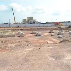 Construction of Church Building at X-9, Delhi, India